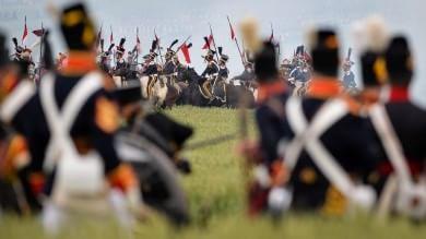 La storia in vendita alla fiera di Waterloo