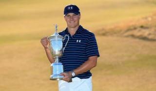 Golf, Jordan Spieth vince gli Us Open