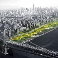 Una barriera verde da Central Park alla Statua della Libertà