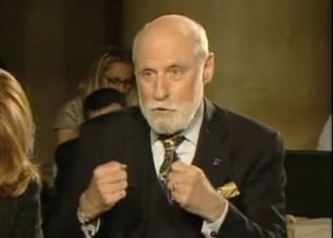 """Vint Cerf, il papà di Internet: """"Il web aspetta le idee dei giovani"""""""