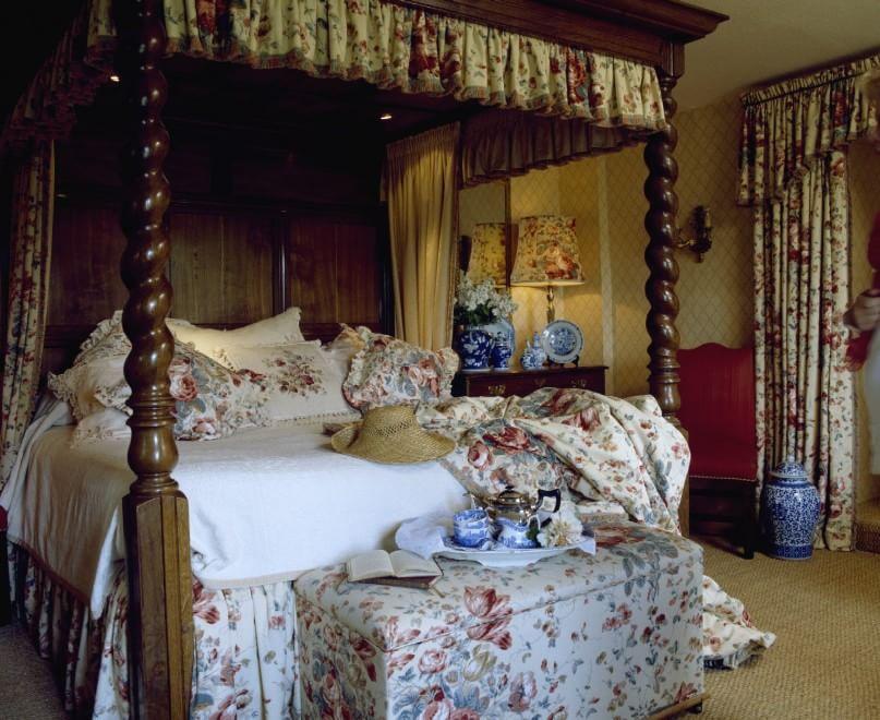"""Buonanotte con fantasia: la camera da letto è """"stravagante"""""""