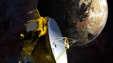 New Horizons incontra Plutone laggù nello spazio profondo   Foto