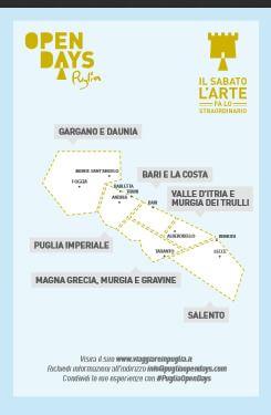 Puglia: sabato d'estate sotto le stelle, tra arte e cultura