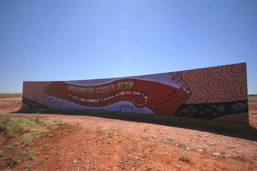 Coober Pedy, la città sotterranea nel deserto australiano