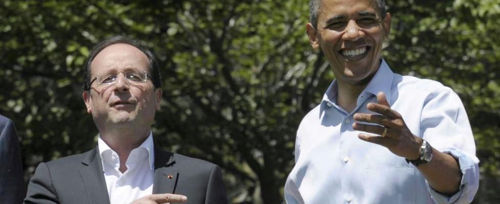 """Usa-Francia, scandalo intercettazioni. Eliseo: """"Spionaggio inaccettabile tra alleati"""""""
