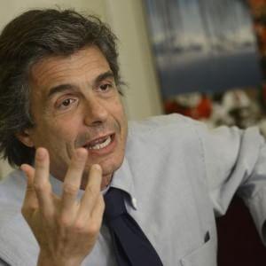 """Alfio Marchini: """"Candidato con chi ci sta, destra o sinistra è uguale"""""""