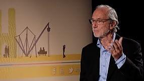 """Renzo Piano a Genova """"Il futuro è nelle periferie"""""""
