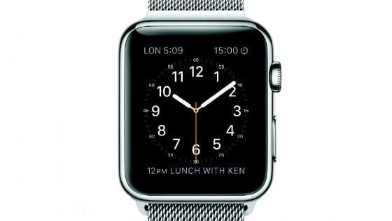 grande vendita 178be dfd1c Apple Watch, l'orologio smart che potrebbe cambiarci un po ...