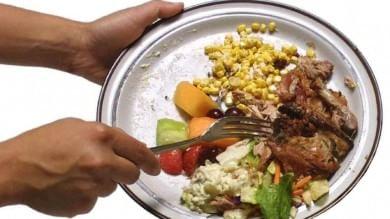 Spreco alimentare, ogni americano  butta 640 dollari di cibo all'anno