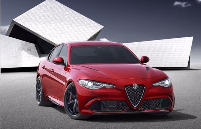 Alfa Romeo, ecco la nuova Giulia