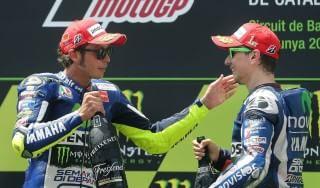 MotoGp, Assen; Rossi scherza su Lorenzo: ''E' in forma, anche troppo...''