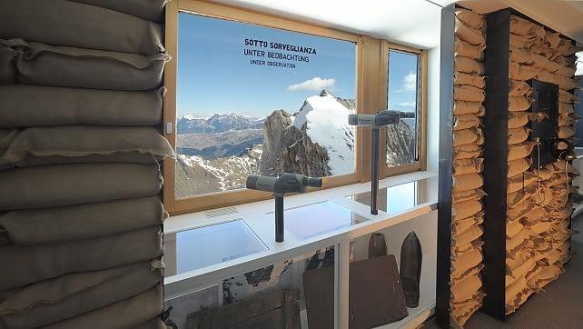 Il museo più alto d'Europa