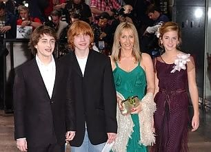 Harry Potter a teatro, lo annuncia J.K. Rowling