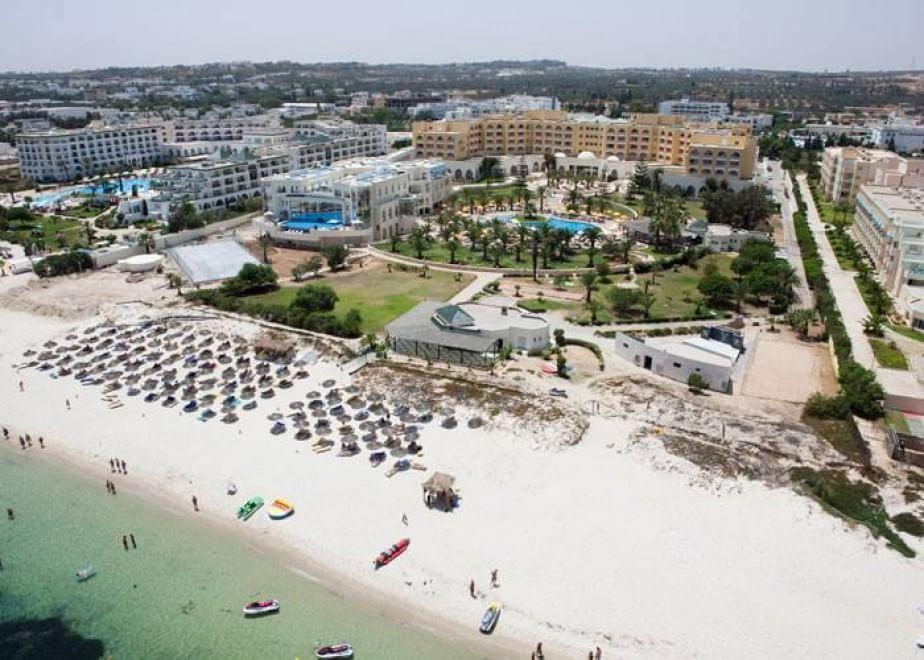 Tunisia, attacco a Sousse: le immagini del resort