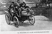 Peugeot e le corse, che esordio!