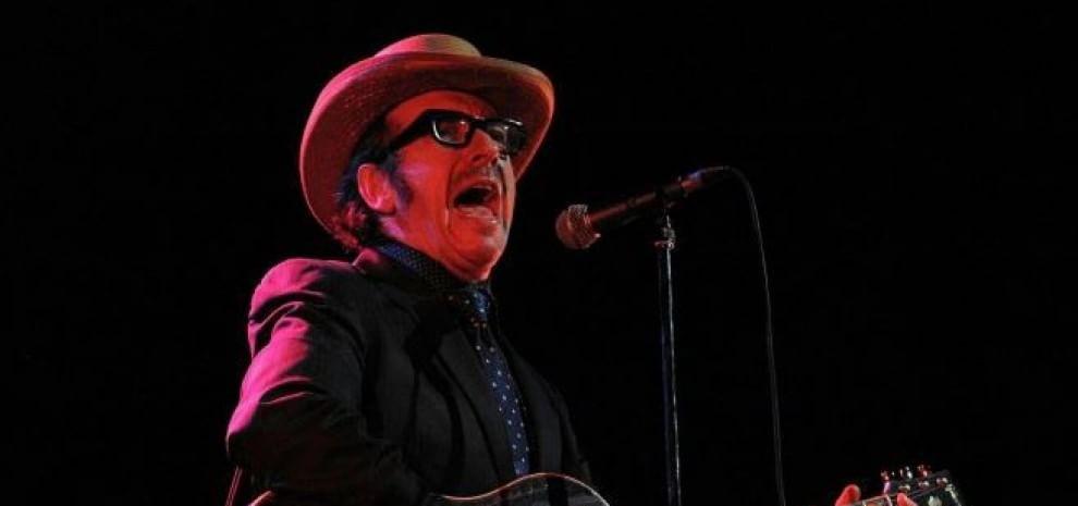 """Elvis Costello: """"Tanto coraggio e duro lavoro, ecco la mia ricetta"""""""