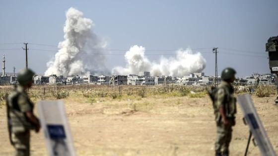 Siria, i curdi riconquistano Kobane: respinti i guerriglieri delI'Is