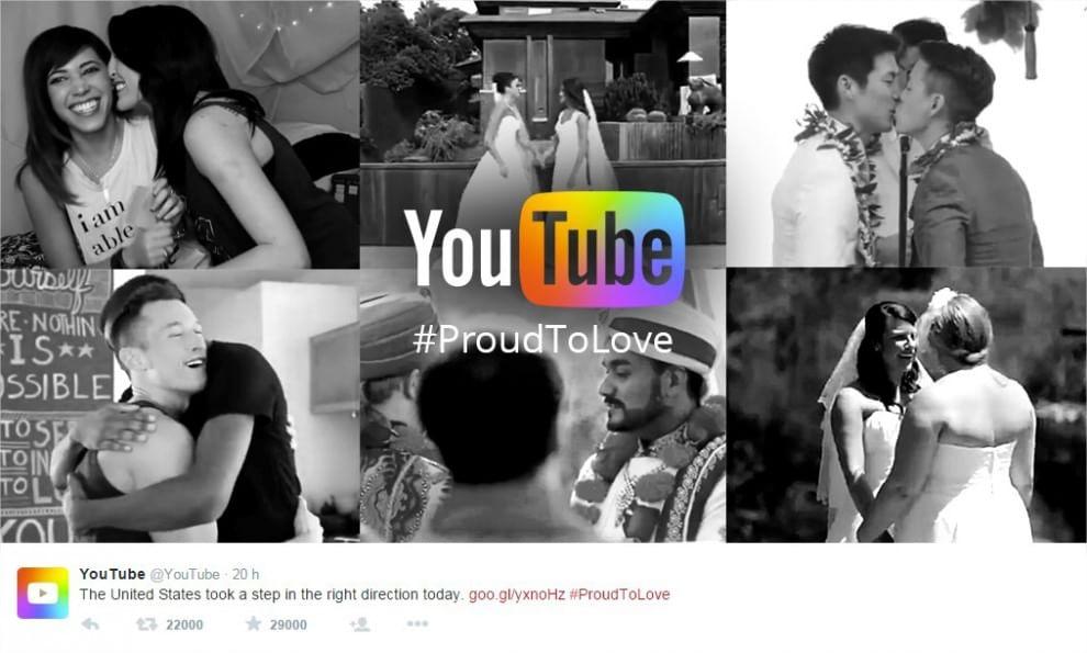 Usa, nozze gay legali: 35 aziende americane festeggiano su Twitter