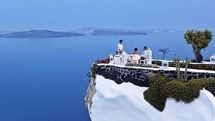 Quando la vista vale il conto I ristoranti più belli sul mare