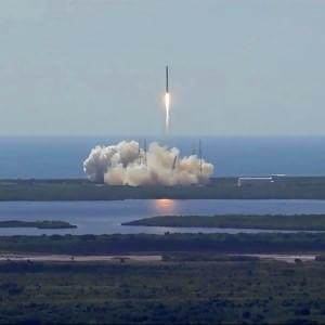 Nasa, fallito il nuovo lancio di SpaceX