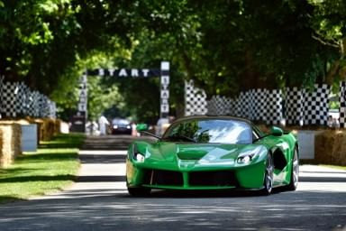 Goodwood Festival of Speed: vince la passione