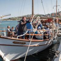 Creta: la partenza della
