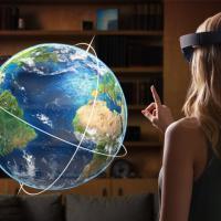 HoloLens, con gli occhiali-computer la realtà è un ologramma
