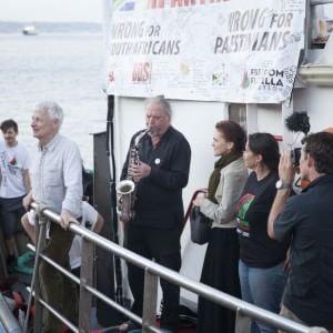 Gaza, Israele blocca la Freedom Flotilla, nessun incidente