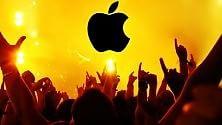 È il giorno di Apple Music 30 milioni di brani e una radio h24  di A. BORELLA