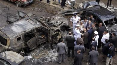 Egitto, attentato al Cairo -   foto   -   video       ucciso il procuratore generale Barakat