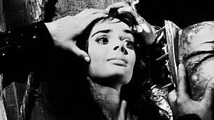 Barbara Steele, da Satana a Fellini   Video  La regina dell'horror  -   Foto