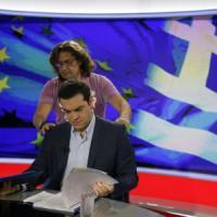 Tsipras: 'Se vince il sì, non saremo noi ad attuare il piano Ue'