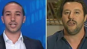 """Salvini contro il deputato Chaouki """"Non bere durante il Ramadan"""""""
