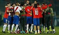 Cile batte Perù: è in finale polemiche su arbitraggio