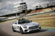 Mercedes-Benz AMG GT S DTM Safety Car