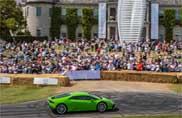 Grande successo a Goodwood per Lamborghini