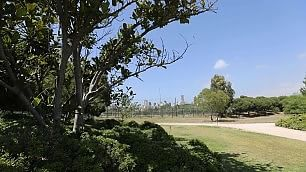 Il Central Park di Beirut