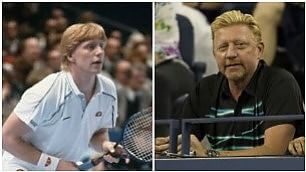 Leggende del tennis anni '80-'90 da Becker a Chang: eccoli oggi