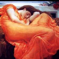 Flaming June, vergine o dark lady? Torna la