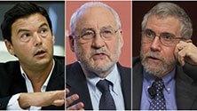 Piketty, Stiglitz e Krugman: gli economisti pro Tsipras
