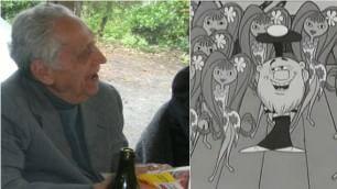Addio a Paolo Piffarerio disegnatore di Alan Ford