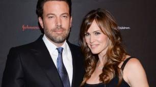 Ben Affleck e Jennifer Garner divorzio dopo 10 anni d'amore