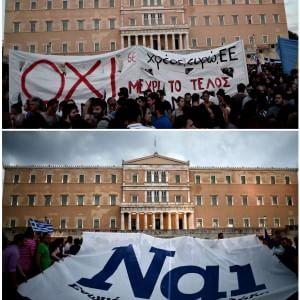 Grecia, quando l'errore è nella diagnosi