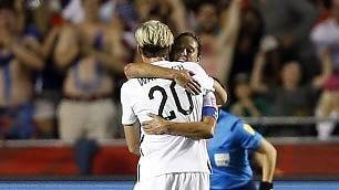 Orgoglio inglese, altro che Rooney: il football è donna