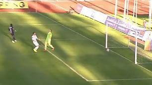 Asante, un gol alla Del Piero il pallonetto è delizioso