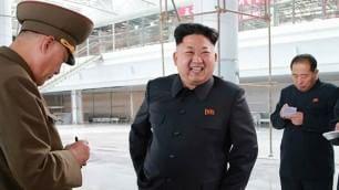 Kim Jong-un boccia l'aeroporto L'architetto viene giustiziato