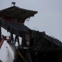 Candlestick Park, addio al mito: la demolizione in 80 foto