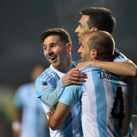 Coppa America: Messi trascina l'Argentina in finale