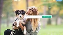 Il pet sitter su misura per trovarlo basta un'app