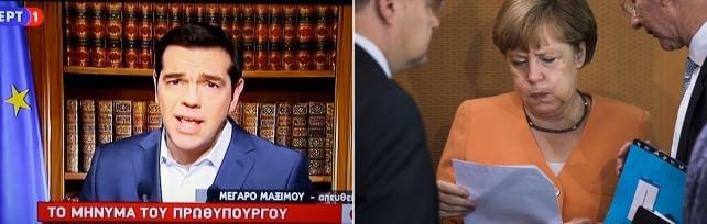 Grecia, Merkel respinge controproposte   video